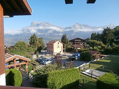 Photo for Apartment Pointe des Aravis in Saint Gervais - 3 persons, 1 bedrooms