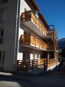 Photo for Exceptional Cyclist Specific Apartment in Bourd d'Oisans, WIFI,  Bike Storage