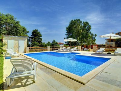 Photo for Just 500 meters to beach with large pool
