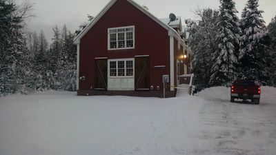 Hart of the White Mountains this 3 bed 2 bath with lg loft
