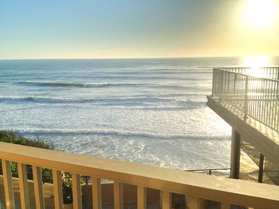 Photo for Open, Airy & Bright Ocean Front Condo (Stay a month for 10% off)