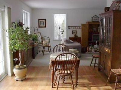 Photo for 5 STAR HOME, GREAT RATES, REVIEWS, WALK TO BAY, IMMACULATE, BAR HARBOR