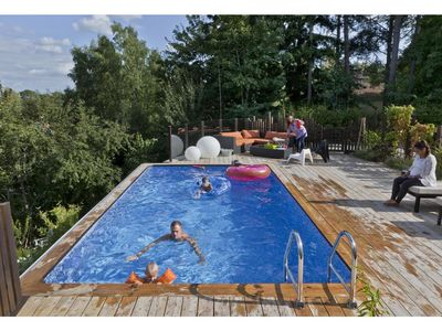 Photo for Top modern house with pool 10 min from Stockholm City