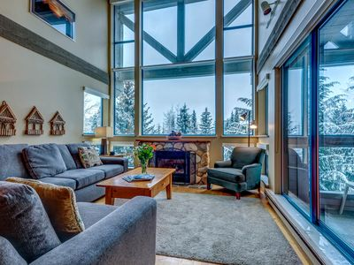 Photo for Acer Vacations | Luxury 2 Bedroom and Loft Greystone Lodge with AC and WD