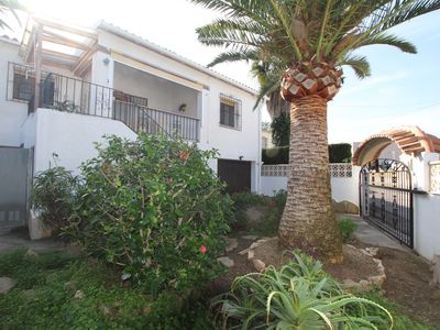 Photo for Villa 4 (+2) persons Moraira with Internet - 89 m2
