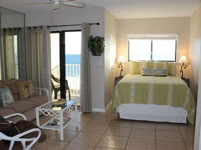 Photo for Fantastic Gulf Front Sunsuite!!  Mar 2-7, is Available! Indoor Pool!