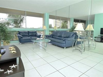 "Photo for Palm Bay Club G46, Sleeps 4, 1 Bedroom, Heated Pool, 40"" HDTV, WiFi"
