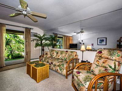 Photo for Kona Isle A4 Beautifully appointed condo. Ground Floor, Wifi, AC!