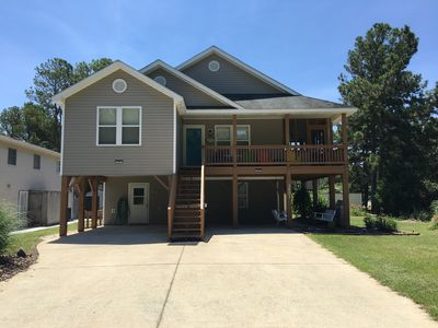 Photo for 4 bd/2ba w/pool - nNow booking summer 2018 weeks!