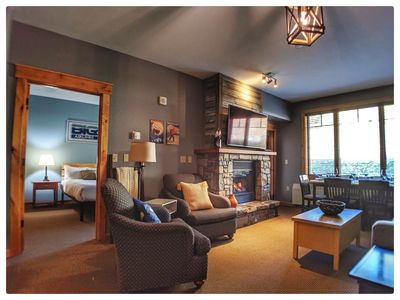 Photo for New Listing! Ski-In/Ski-Out Condo with Rooftop Hot Tub