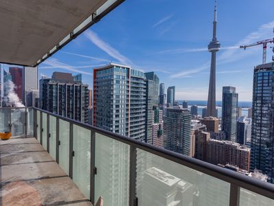 Photo for SUB PENTHOUSE WITH MILLION DOLLAR VIEW FOR DISCERNING GUESTS