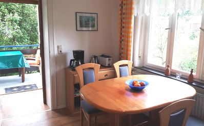 Photo for Apartment with a large garden for relaxing and going crazy, 4km from Edersee