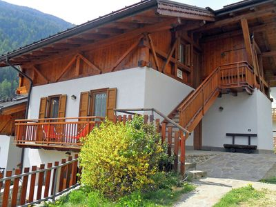Photo for Nice house with lovely views of the Brenta mountains.