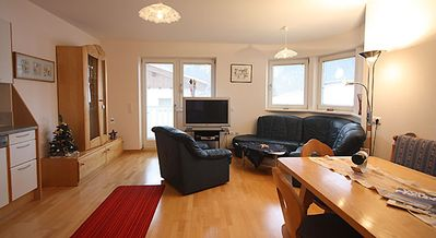 Photo for Immediate proximity to the mountain railway, SKY TV and Wi-Fi included