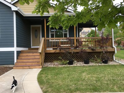 Photo for Beautiful 3 bedroom House in Central Fort Collins