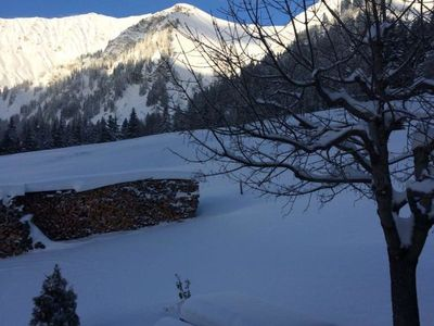 Photo for Apartment Abelied in Adelboden - 4 persons, 2 bedrooms