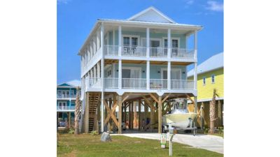 Photo for Brand New,Ocean View/2nd Row 4 Bdrm/3 Bath Home w/PRIVATE POOL-Sleeps 11