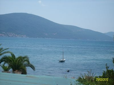 Apartments in Tivat,Montenegro near waterfront.Nice and cosy one room apartment
