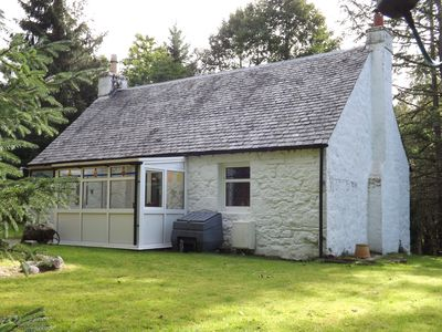 Photo for Tigh Mo Mhiann: Well-equipped cottage with original charm. No smoking no pets.