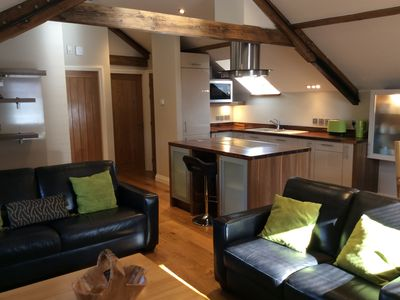 Photo for 1BR Barn Vacation Rental in Broughton, England