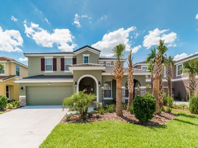 Photo for Budget Getaway - Solterra Resort - Welcome To Cozy 5 Beds 4.5 Baths  Pool Villa - 7 Miles To Disney