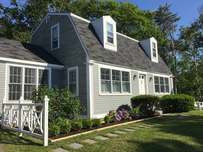 Photo for Charming Year Round Cape House On Pemaquid Loop – Walk To Lighthouse