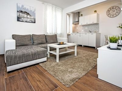 Photo for Apartments Elias / One-Bedroom Apartment in Rovinj Old Town