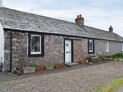 Photo for 1BR House Vacation Rental in Ruthwell near Annan