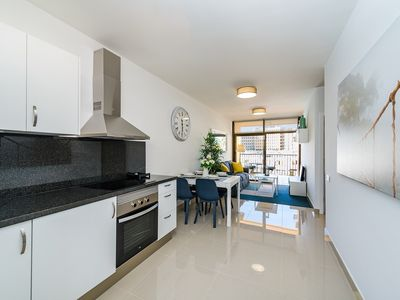 Photo for Blue Beach - Two Bedroom Apartment in Second Line of Beach