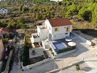 "Photo for Beautiful single-family house ""Belitzein"" 4.5 km from the centre of Šibenik"