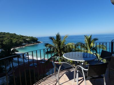 Photo for Amazing Oceanfront Puerto Vallarta Studio condo from $395 a week