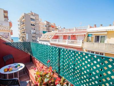 Photo for Penthouse Next To The Promenade of Fuengirola Wifi, Air Conditioning.