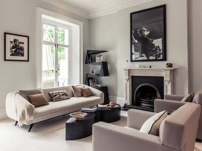 Photo for Spacious & Luxurious 7-Bedroom House on Central Quiet Garden Square