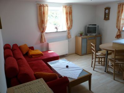 Photo for 1BR Apartment Vacation Rental in Achberg
