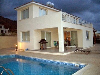Photo for Villa With Private Pool, Amazing Sea Views And Spectacular Sunsets