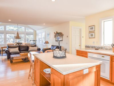 Photo for #326: Water views, multiple decks, sunroom, great Lt Island location!
