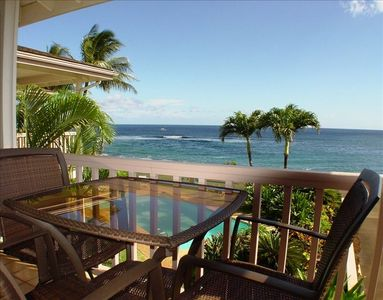 Photo for Ocean Front*Pool*A/C*End Unit*Remodeled*Read Our Reviews!