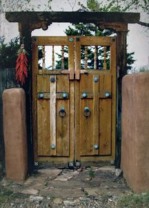 Photo for CHARMING TAOS ADOBE HOME