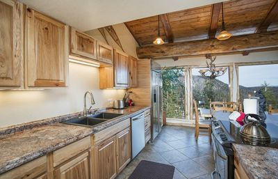 Photo for Recently Remodeled Ski In Ski Out with Fantastic Views