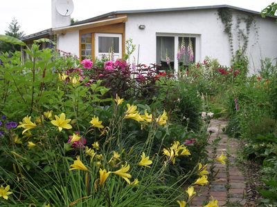 Photo for Tastefully furnished house with large garden