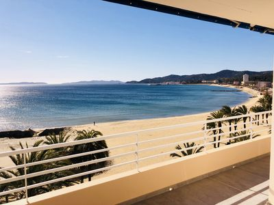 Photo for 75m2 sea view magical 5 ° and last floor, entirely NEW