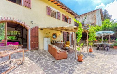 Photo for 2BR House Vacation Rental in Mulazzo, Toscana