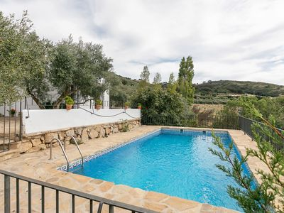 Photo for Cozy Cottage in Los Nogales with Private Swimming Pool