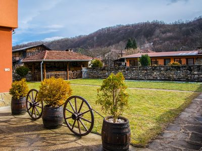 Photo for Traditional Villa With Tavern And Mountain Views