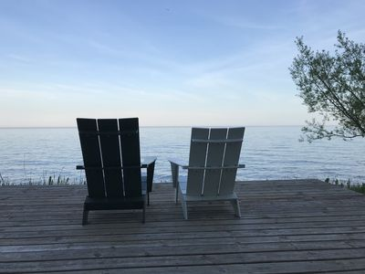 Photo for Beautiful Lakefront home in Oostburg, WI