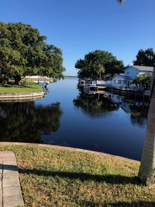 Photo for LAKE TARPON CORNER CANAL HOUSE WITH KEY WEST STYLE