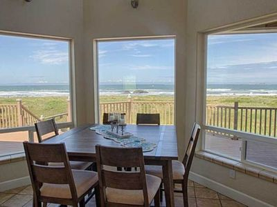 Photo for ULTIMATE BEACHFRONT LUXURY with private beach access. Has everything. Sleeps 15.