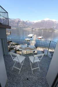 Photo for Luxury apartment front lake near Bellagio
