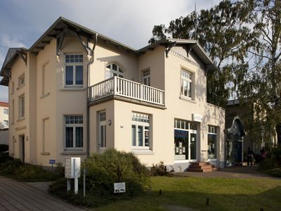 Photo for Near the beach, quiet apartment: Arrive - relax - well-being