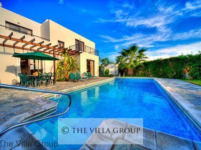 Photo for Villa located 100 metres from beach